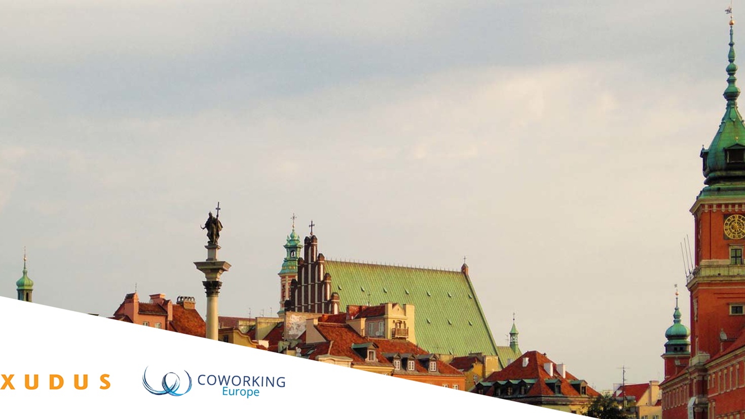 Will you be there? Coworking Europe Conference comes to Poland for the first time!