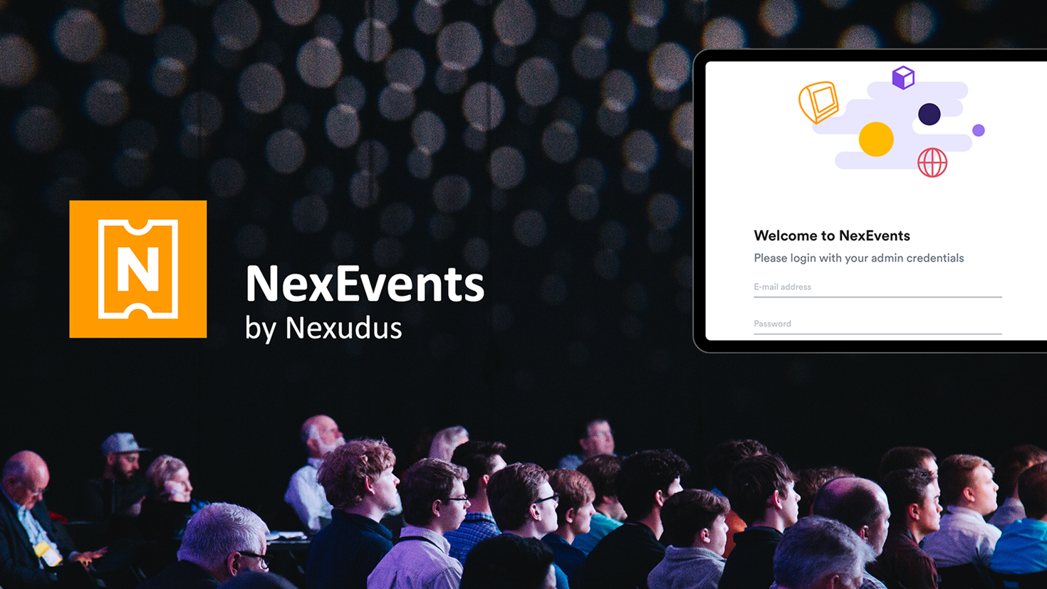 Want to speed up your events check-in process? Look no further than NexEvents.