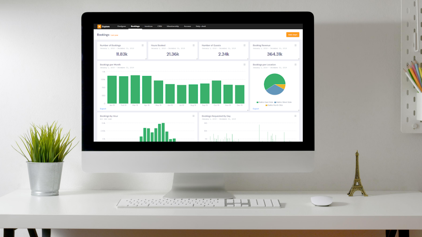 Understanding Data: Track Engagement & Grow Your Coworking Space with Nexudus Explore