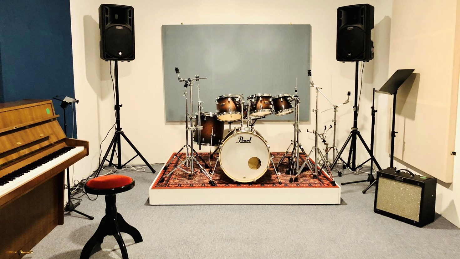 Using Nexudus to Manage a Rehearsal Space