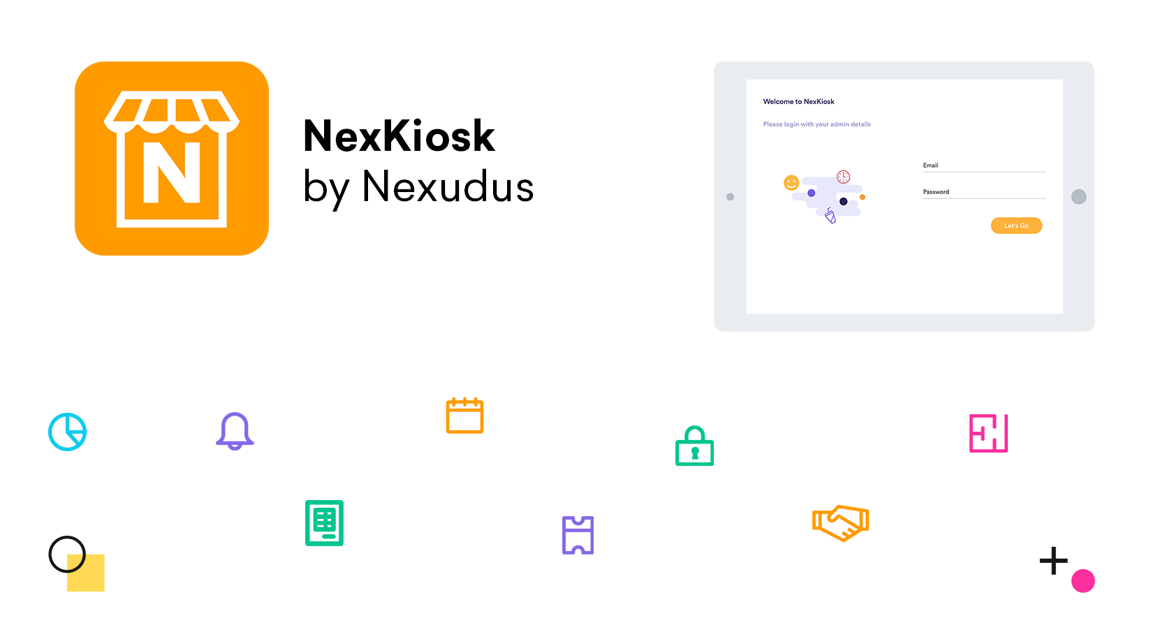 Simplify the process of purchasing items in your space with NexKiosk