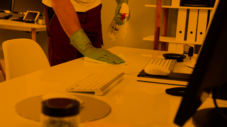 The Future of Work – What's next for hygiene in workspaces?