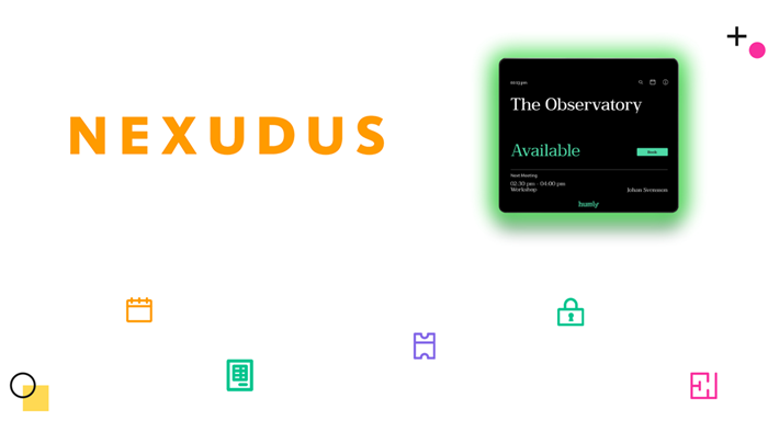 Elegant and Intuitive: Humly and Nexudus are a perfect match