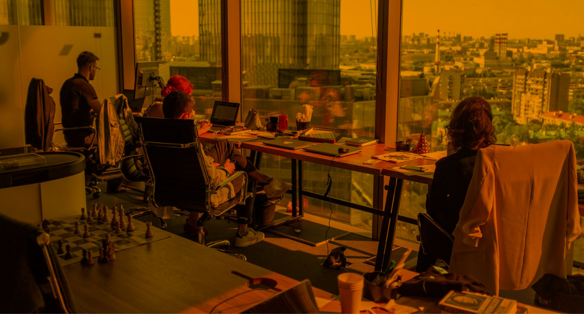 Future of Work – What's next for the human experience in coworking and flexible workspaces?