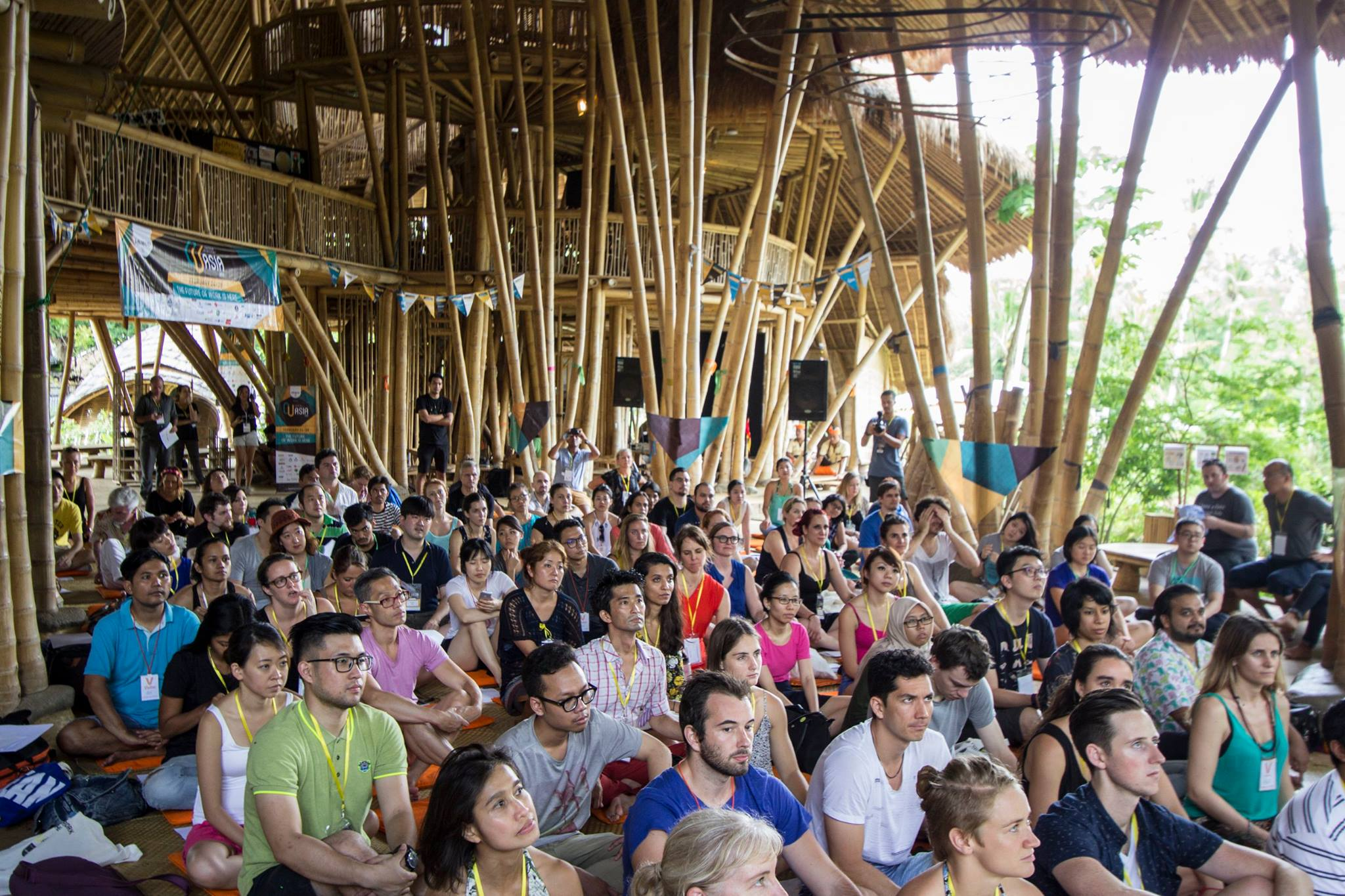 Looking back on an outstanding coworking event: CUASIA 2016