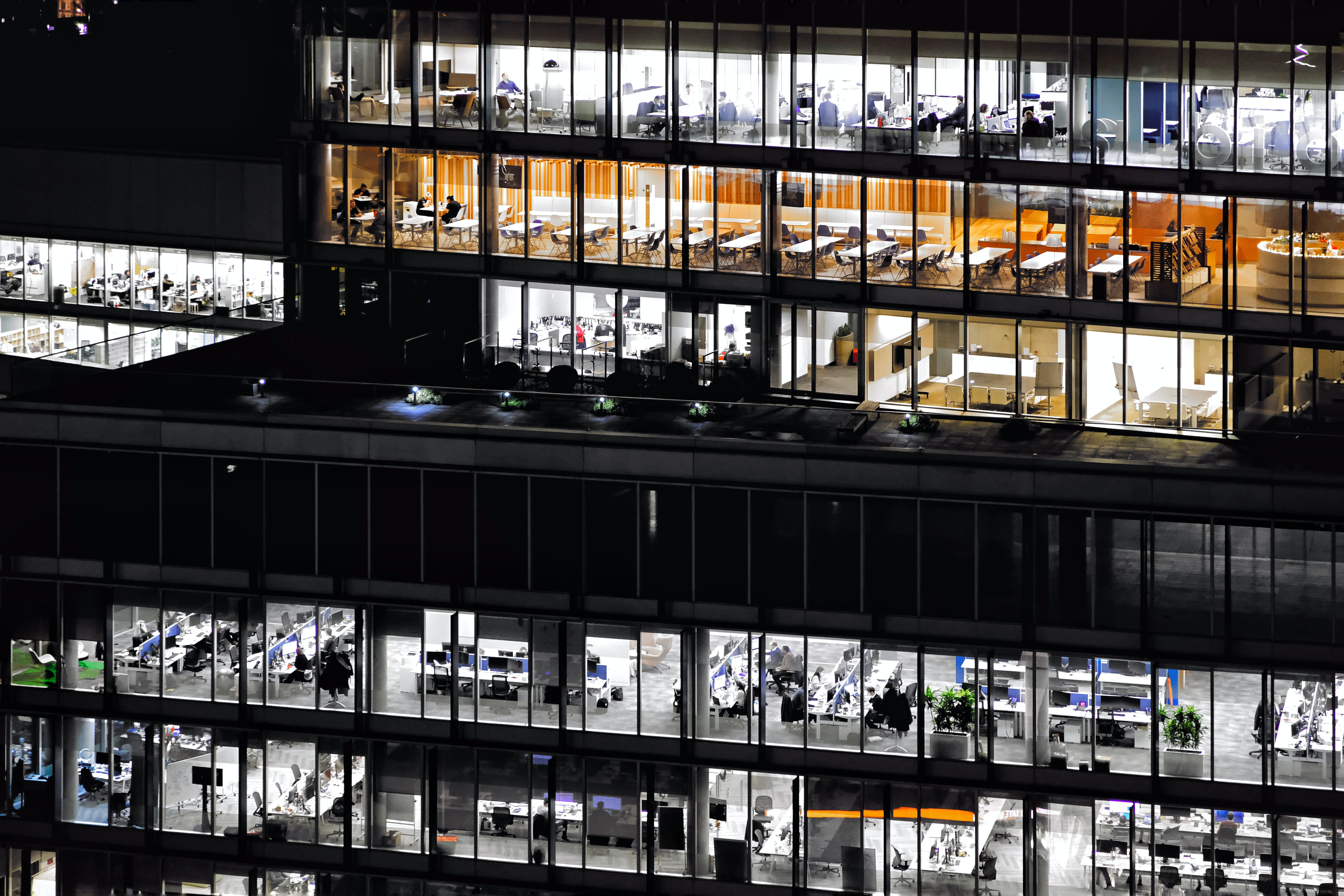 Landlords are looking to move into the flexible workspace market. Photo via unsplash
